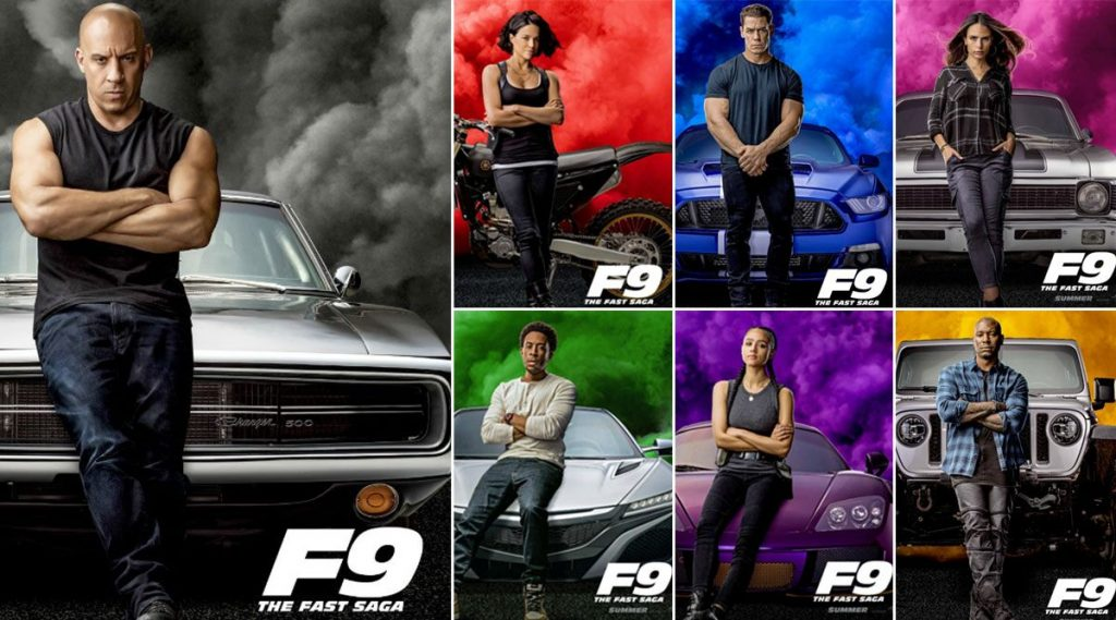 Kamu Fans Fast & Furious ? Ini 7 Fakta Menarik Fast and Furious 9