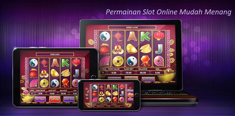 Permainan Slot Online Mudah Menang